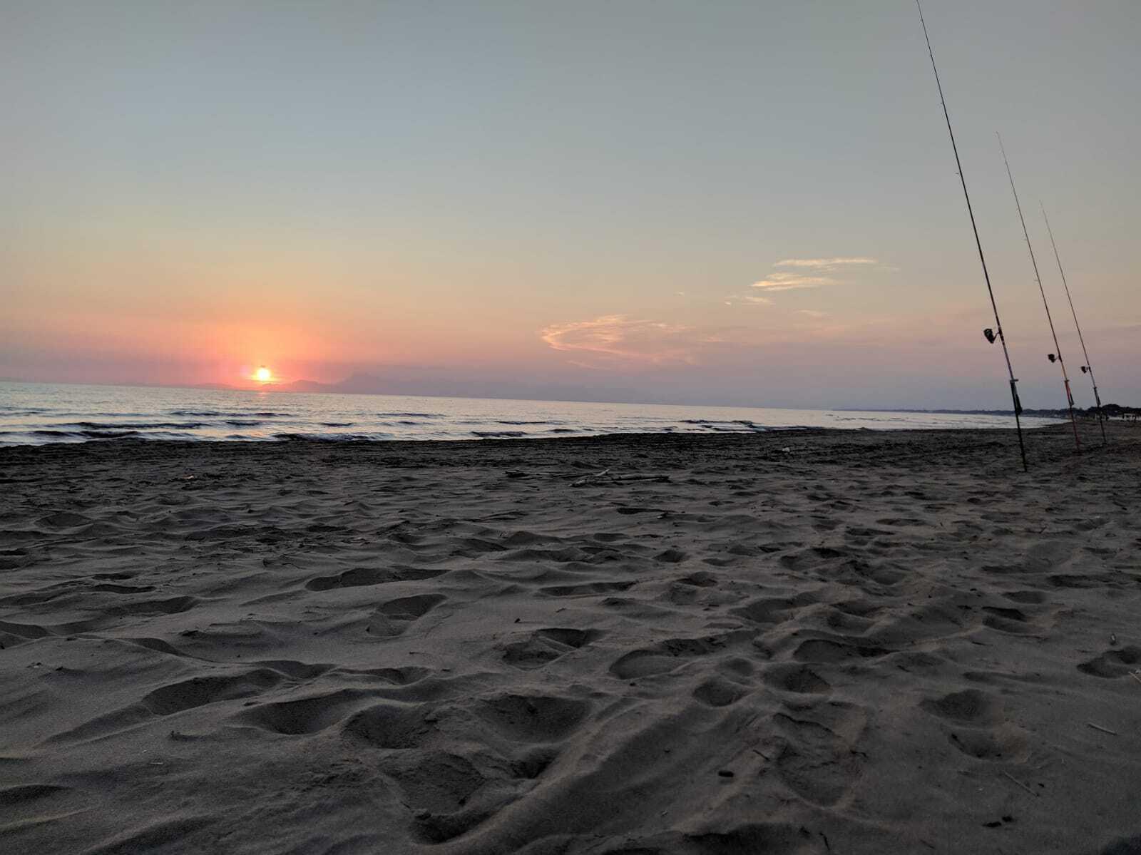 surfcasting-tramonto